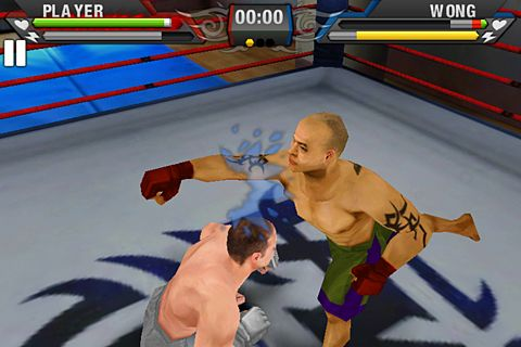 Screenshots vom Spiel MMA: Mix martial arts für iPhone, iPad oder iPod.