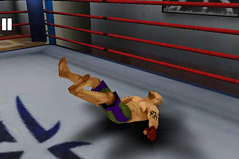 Capturas de pantalla del juego MMA: Mix martial arts para iPhone, iPad o iPod.