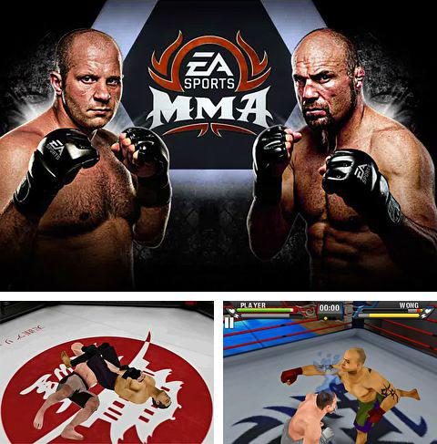 Kostenloses iPhone-Game MMA: Mix Martial Arts See herunterladen.