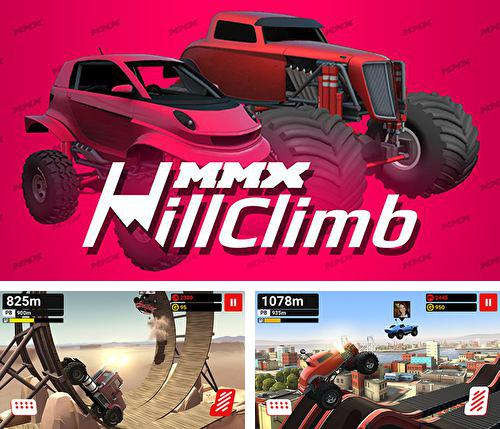 MMX hill climb: Off-road racing