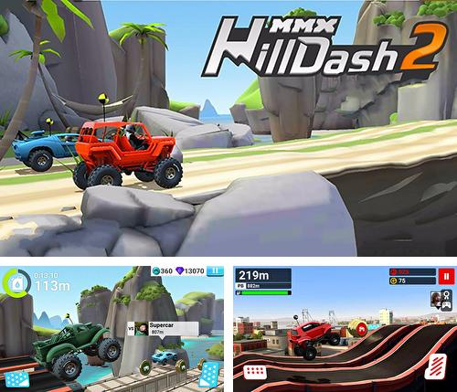 In addition to the game Random Heroes for iPhone, iPad or iPod, you can also download MMX hill dash 2 for free.