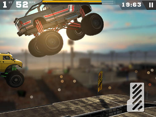 Free MMX racing download for iPhone, iPad and iPod.