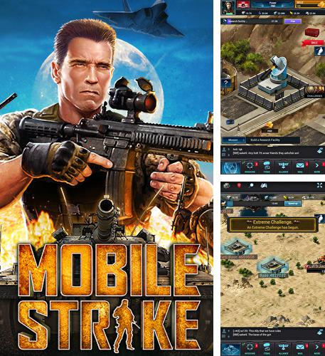 In addition to the game FURY for iPhone, iPad or iPod, you can also download Mobile strike for free.
