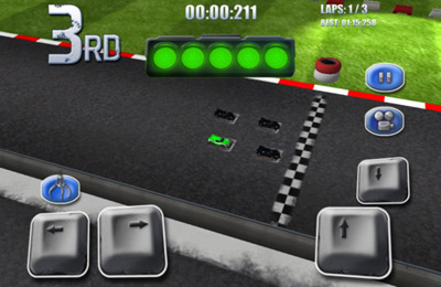 Download Model Auto Racing iPhone free game.
