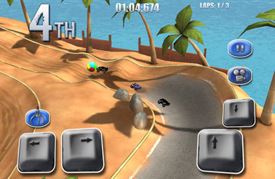 Free Model Auto Racing download for iPhone, iPad and iPod.