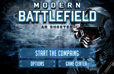 Modern Battlefield AR Shooter
