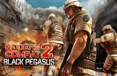 Modern combat 2: black pegasus java game for mobile. Modern.