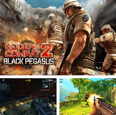 Download Modern Combat 2: Black Pegasus iPhone free game.