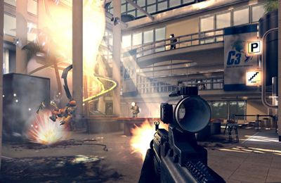 Free Modern Combat 4: Zero Hour download for iPhone, iPad and iPod.