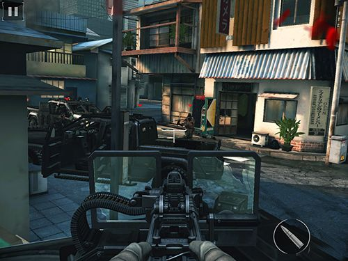 Download Modern combat 5: Blackout iPhone free game.