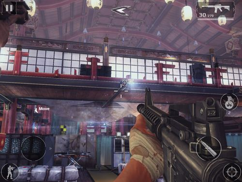 Baixe Modern combat 5: Blackout gratuitamente para iPhone, iPad e iPod.