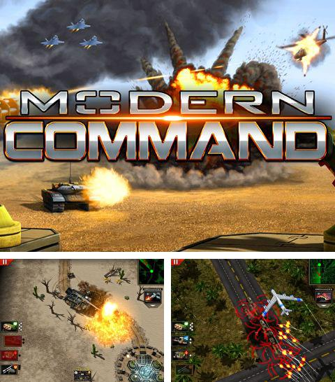 In addition to the game Amazing Fingers for iPhone, iPad or iPod, you can also download Modern command for free.