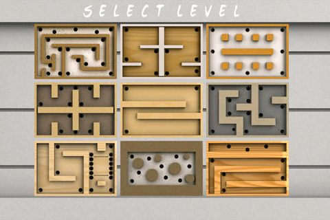 Download Modern labyrinth iPhone free game.