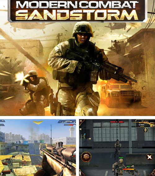 In addition to the game Birdy Bounce for iPhone, iPad or iPod, you can also download Modern сombat: Sandstorm for free.