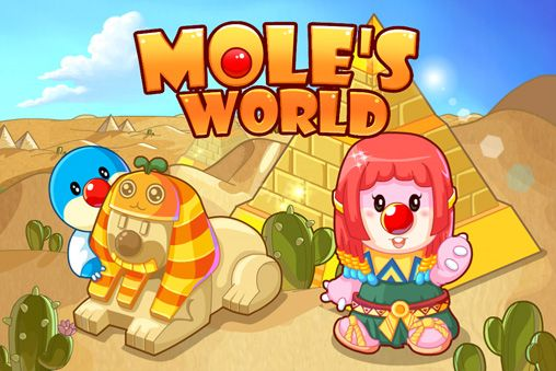 Mole's world