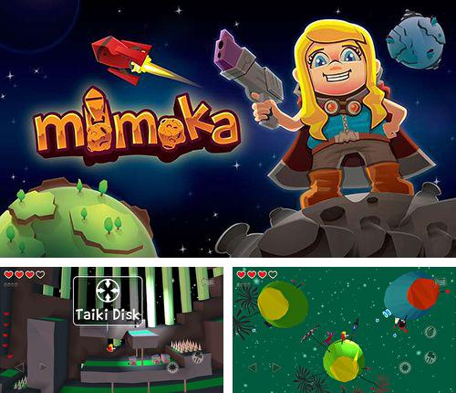 In addition to the game Downhill Supreme for iPhone, iPad or iPod, you can also download Momoka: An interplanetary adventure for free.