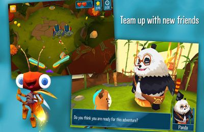 Download Momonga Pinball Adventures iPhone free game.