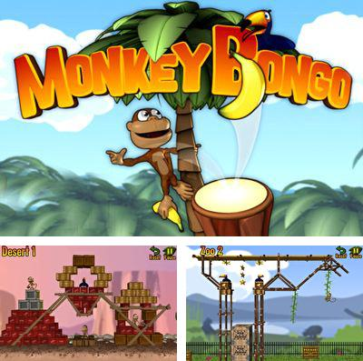 In addition to the game Tank Battles - Explosive Fun! for iPhone, iPad or iPod, you can also download Monkey Bongo for free.