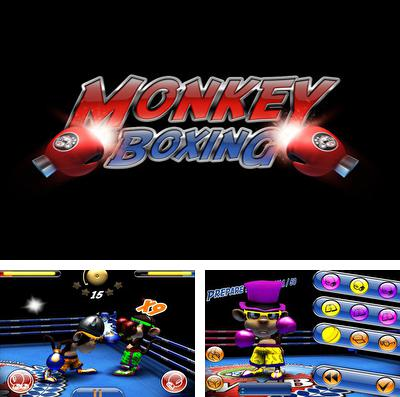 In addition to the game Maya the Bee: The ant's quest for iPhone, iPad or iPod, you can also download Monkey Boxing for free.