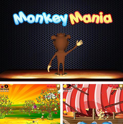 In addition to the game Madout: Ice Storm for iPhone, iPad or iPod, you can also download Monkey mania for free.