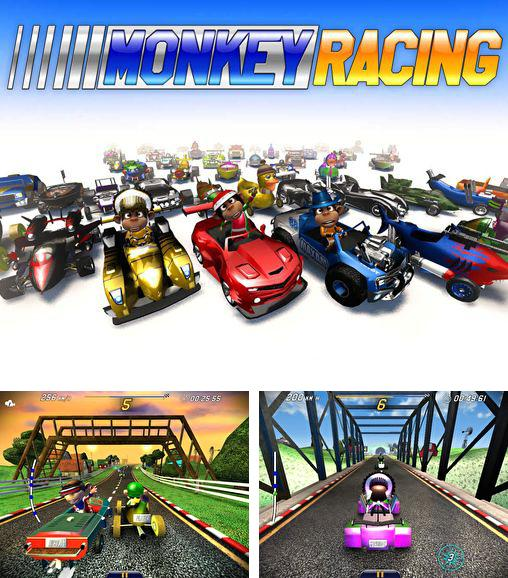 In addition to the game Ghosts'n Goblins Gold Knights 2 for iPhone, iPad or iPod, you can also download Monkey racing for free.