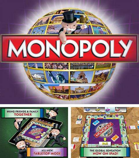En plus du jeu Le Puzzle scintillant pour iPhone, iPad ou iPod, vous pouvez aussi télécharger gratuitement La Monopolie Ici et Maintenant: l'Edition Mondiale, Monopoly Here and Now: The World Edition.