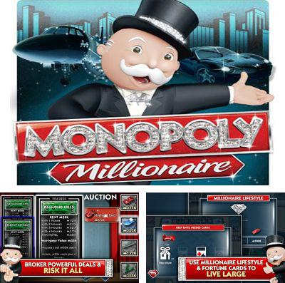 In addition to the game Bad Piggies for iPhone, iPad or iPod, you can also download MONOPOLY Millionaire for free.
