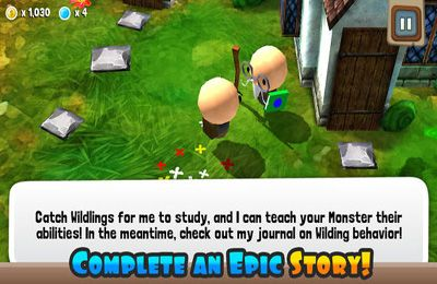 Download Monster Adventures iPhone free game.