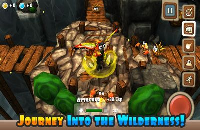 Free Monster Adventures download for iPhone, iPad and iPod.