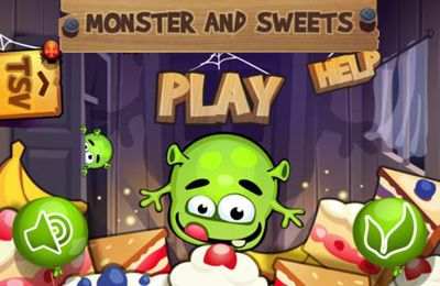 Monster and Sweets Premium