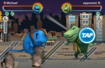 Download Monster Attack! iPhone free game.