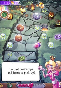 Descarga gratuita de Monster Burner para iPhone, iPad y iPod.