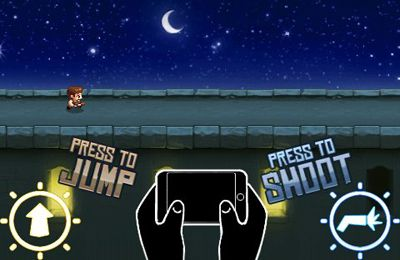Download Monster Dash iPhone free game.