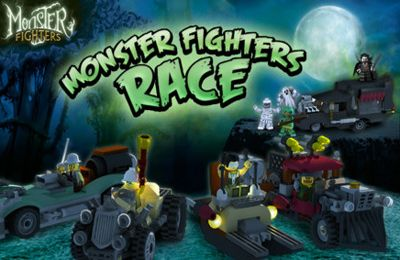 Monster Fighters Race