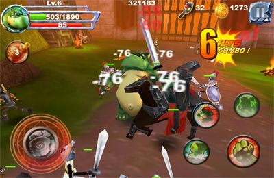 Free Monster Fights download for iPhone, iPad and iPod.