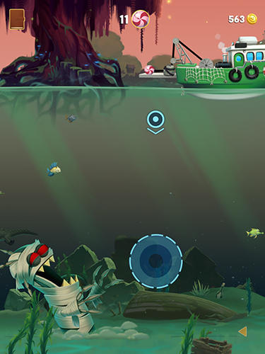Download Monster fishing legends iPhone free game.