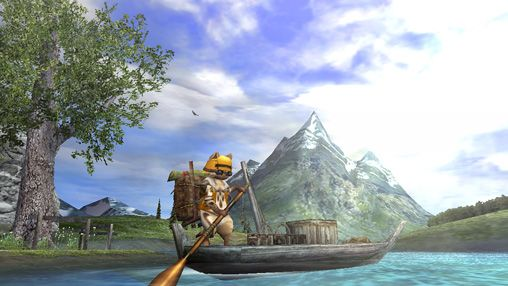 Free Monster hunter freedom unite download for iPhone, iPad and iPod.