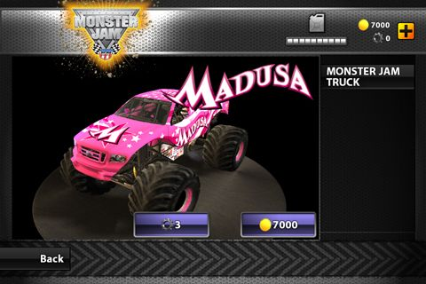 Download Monster jam game iPhone free game.