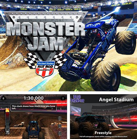 In addition to the game Farm Up for iPhone, iPad or iPod, you can also download Monster jam game for free.