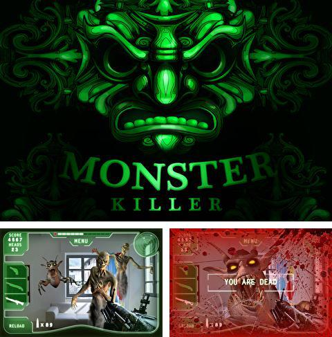 In addition to the game Blaze and the monster machines for iPhone, iPad or iPod, you can also download Monster killer for free.