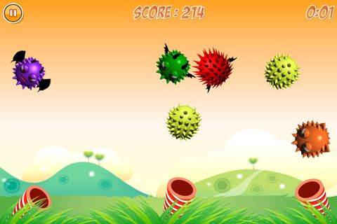 Free Monster rush download for iPhone, iPad and iPod.