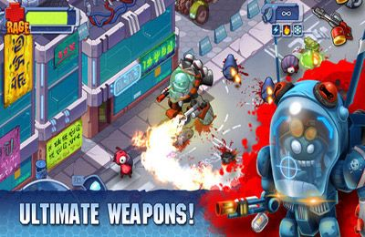 Скачать игру Monster Shooter 2: Back to Earth для iPad.