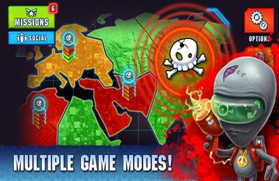 Игра Monster Shooter 2: Back to Earth для iPhone