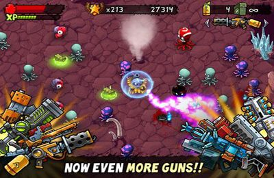Kostenloser Download von Monster Shooter: The Lost Levels für iPhone, iPad und iPod.