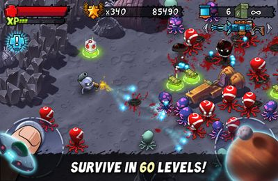 Игра Monster Shooter: The Lost Levels для iPhone