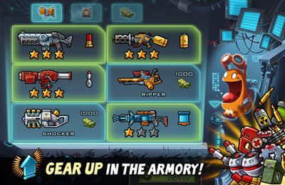 Геймплей Monster Shooter: The Lost Levels для Айпад.
