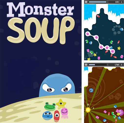 In addition to the game 7 lbs of freedom for iPhone, iPad or iPod, you can also download Monster soup for free.