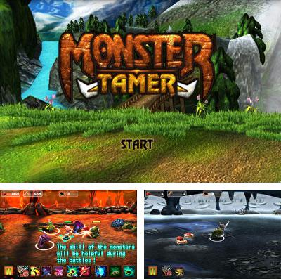 In addition to the game War in a box: Paper tanks for iPhone, iPad or iPod, you can also download Monster Tamer for free.