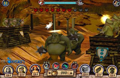 Download Monster Trouble Anniversary Edition iPhone free game.