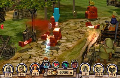 Screenshots of the Monster Trouble Anniversary Edition game for iPhone, iPad or iPod.